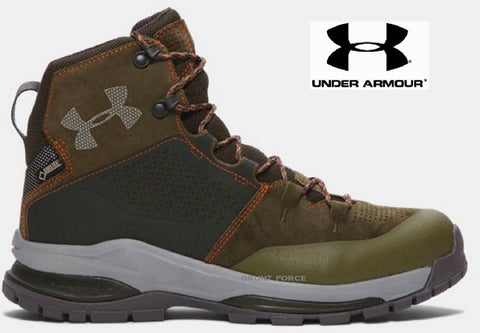 "Under Armour ATV GORE-TEX Tactical Boots - UA Mens 7"" Field Duty Waterproof Boot"