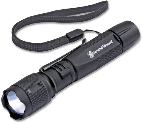 Smith & Wesson Galaxy Elite LED Flashlight - Tactical  Professional Flashlights