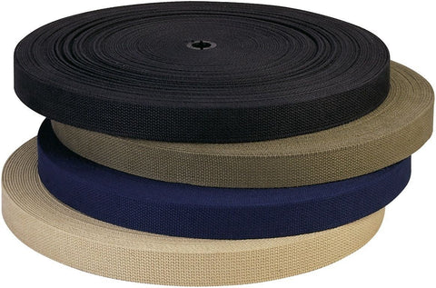 "50 Yards GI Type 1 1/4"" Cotton Webbing For Web Belt"