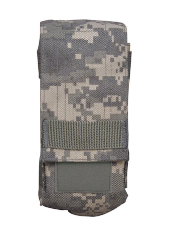 Military Rifle 3 Mag Ammo Pouch ACU Digital MOLLE - Holds 3 30 Round Magazines