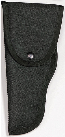 Rothco Black .45 Cal Enhanced Nylon Police Hip Holster w/ Keeper Clips