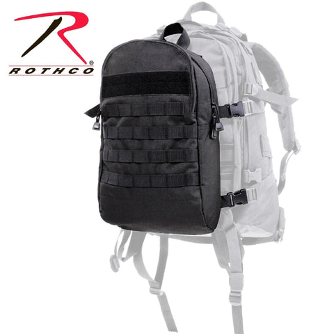 "Rothco Backup Connectable Backpack - 16"" Versatile MOLLE Add-On Back Pack 28510"
