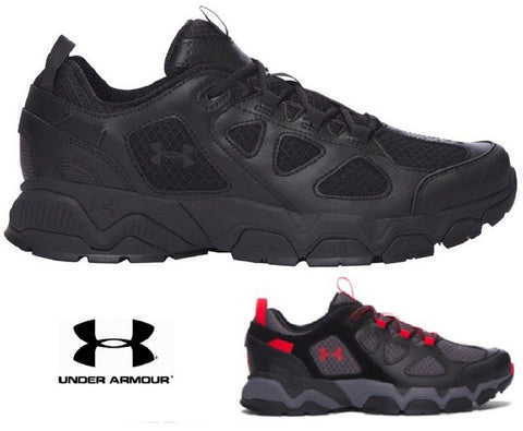 Men's Black Under Armour Mirage 3.0 Lightweight Shoe All Terrain Sneaker