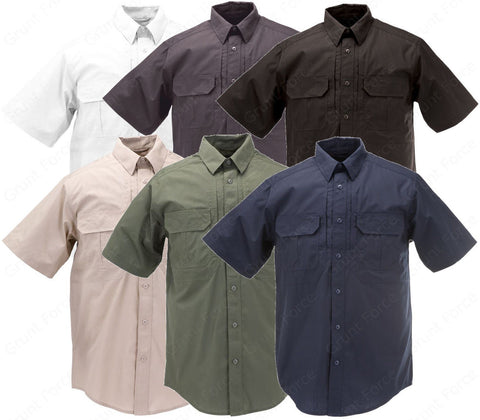5.11 Tactical Taclite Pro Short Sleeve Shirt - Men's Short Sleeve Duty Shirt