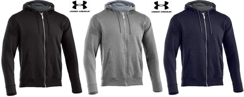 Under Armour Charged Cotton Storm Full-Zip Hooded Sweatshirt UA 1239463