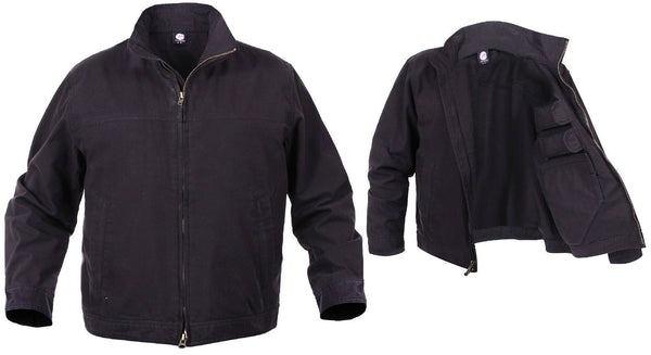 Canvas Jacket Mens