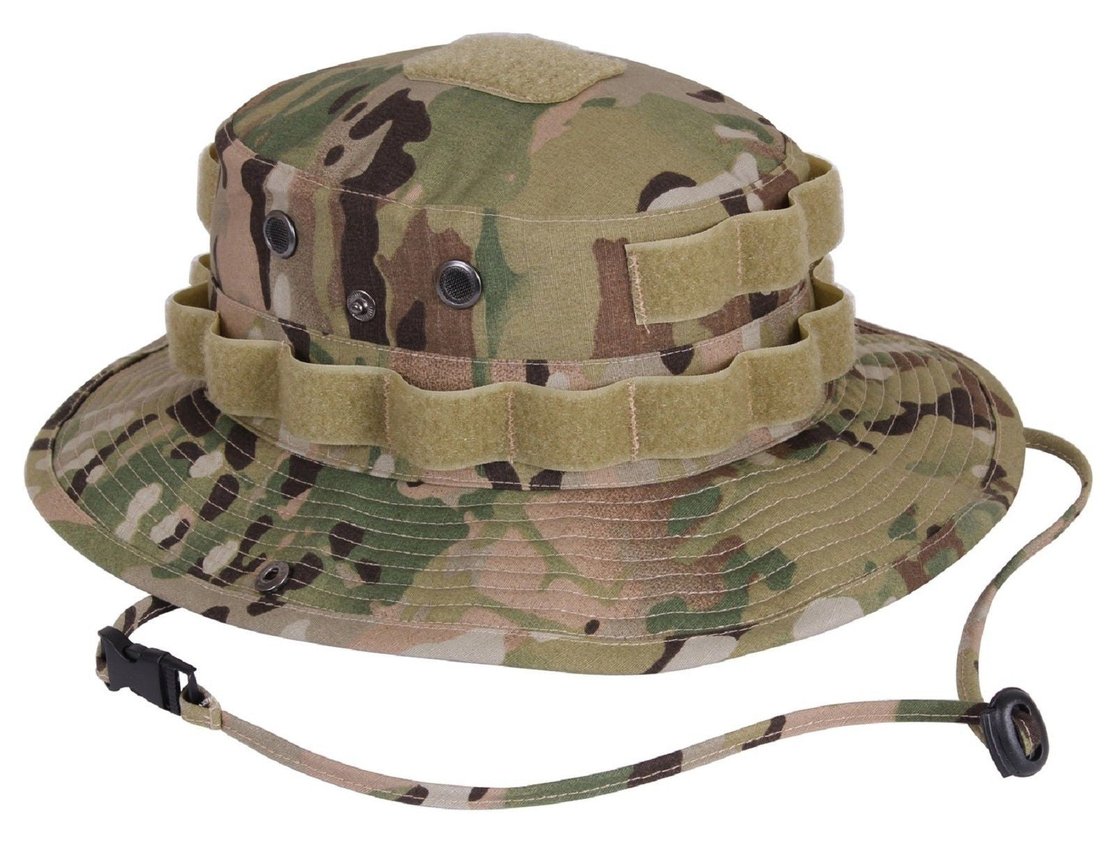 MultiCam Camouflage Adjustable Outdoor Boonie Tactical