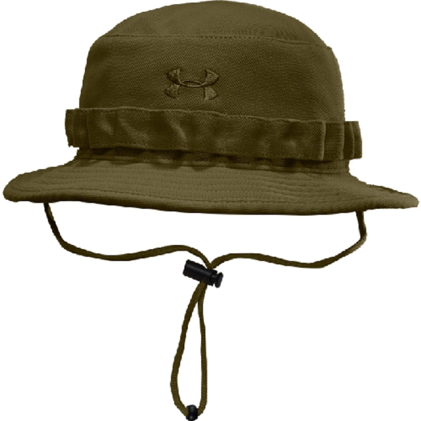 7ab641f30 Men's Under Armour Tactical Bucket Hat - Black or OD Boonie Hats UA ...
