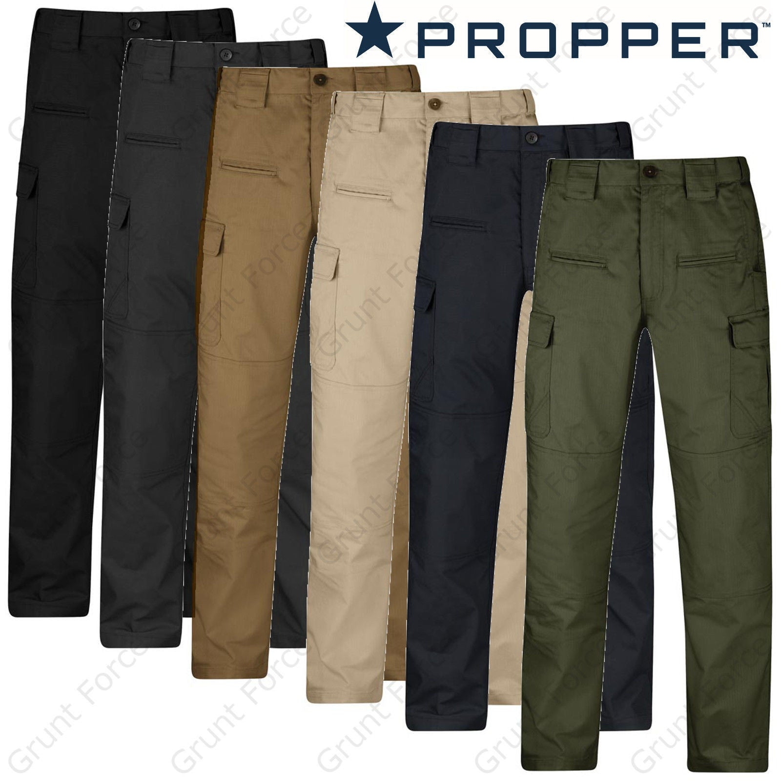 f192390c97692 Propper® Kinetic™ Pant - Mens Tactical Duty Work Pants - Six Colors  Available