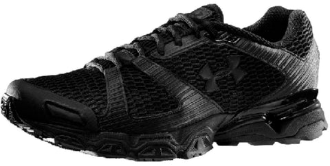 Under Armour Tactical Black Mirage Shoe - Men's Lightweight Athletic UA Sneakers