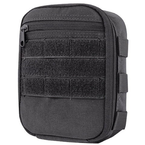 Condor Outdoor Black Sidekick Utility Pouch Tactical MOLLE Pouches