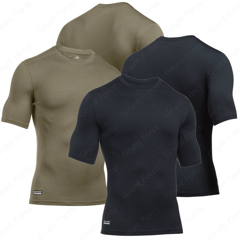 Under Armour UA ColdGear Infrared Tactical - Men's Short Sleeve T-Shirt