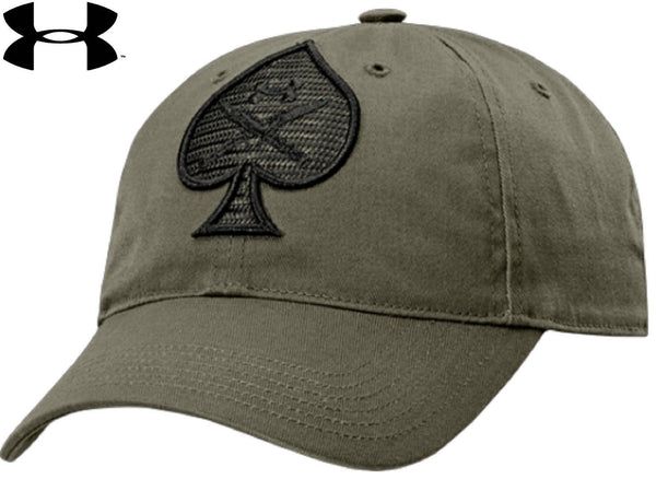 Under Armour Tactical Spade Hat Ua Men S Black Or Od