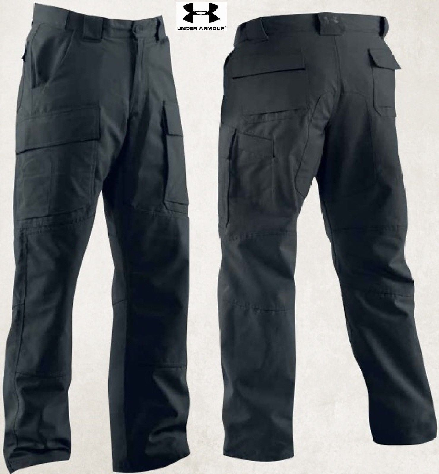 41aee91056 Under Armour Storm Tactical Duty Cargo Pants - UA Mens Loose Fit ...