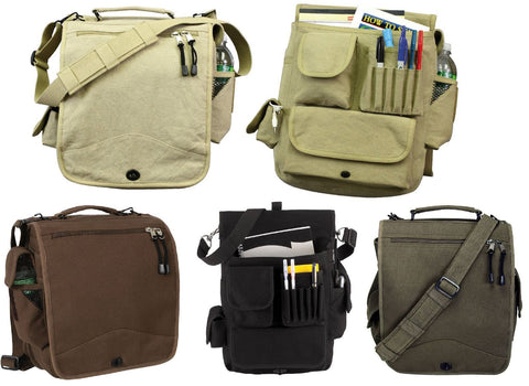 M-51 Engineer Shoulder Laptop Bag M51