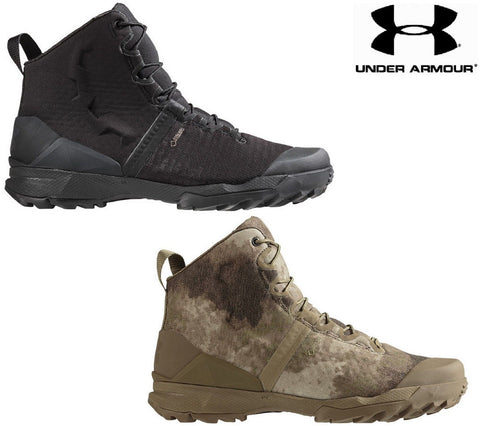"Under Armour Infil GTX All-Terrain Tactical Boot - Mens 7"" UA Waterproof Boots"