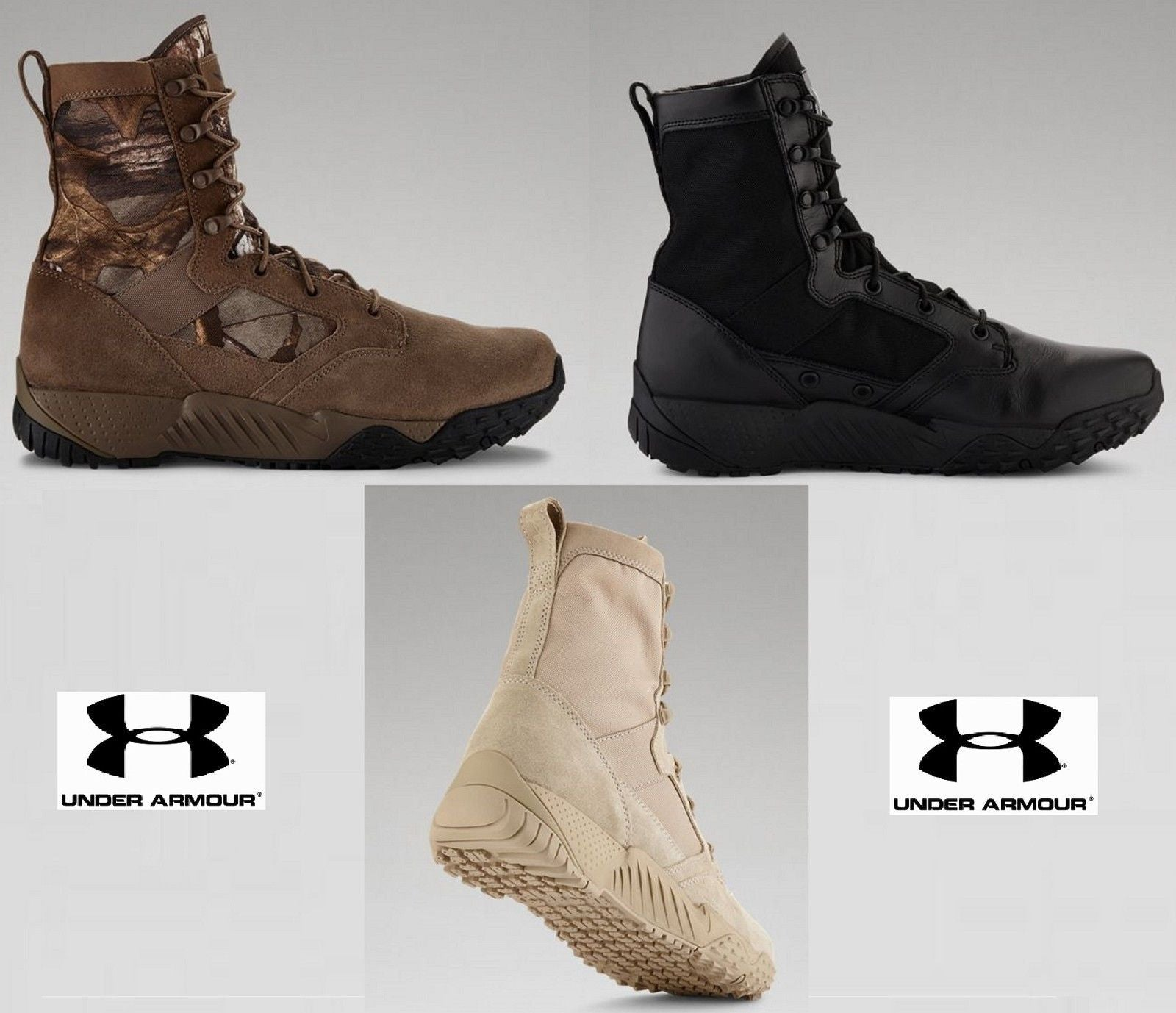 wholesale dealer b4281 cd8b2 Under Armour Jungle Rat Tactical Boot - UA 8