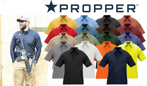 Men's I.C.E. Performance Polo - Short Sleeve Moisture Wicking Polo by Propper