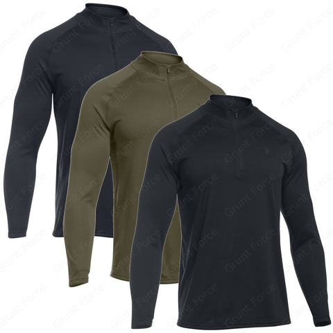 Under Armour Tactical Tech ¼ Zip Shirt - Men's Tactical Long Sleeve Shirt