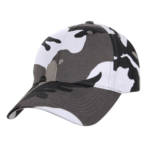 8894ad73 Rothco Supreme Camo Mid-Low Profile Cap Savage Orange or City Camo Bas –  Grunt Force