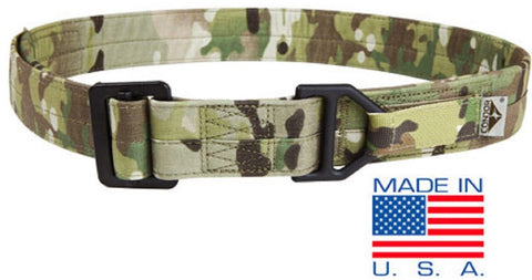 Condor Outdoor MultiCam Tactical Emergency Heavyweight Rigger Belt US1015
