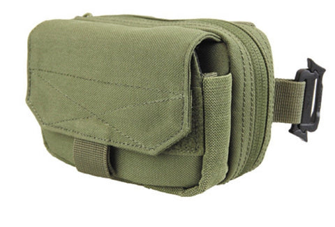Condor MOLLE Digital Pouch Cell Phone Camera GPS Accessory Bag Pack MA66