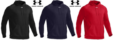 Under Armour SOAS Storm Hooded Sweatshirt - UA Mens Full & Loose Fit Hoodie