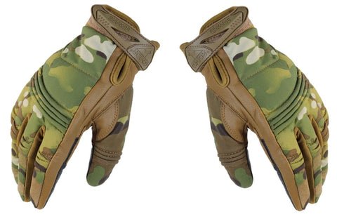 Condor Outdoor Tactical MultiCam Modern Touch Screen Tactician Gloves S-2XL