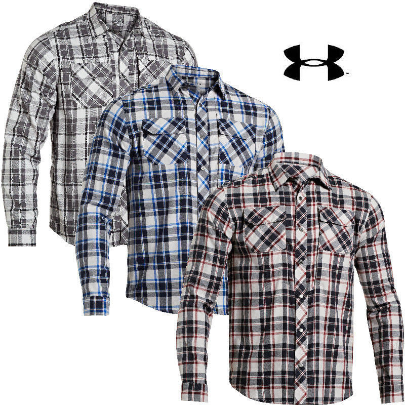 8068ea6ddb Under Armour Mens SOAS Covert Tactical Long Sleeve Shirt - UA ...