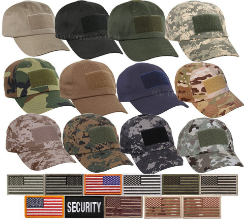 Special Forces Operator Tactical Cap Hat w Patch 99720e4341c