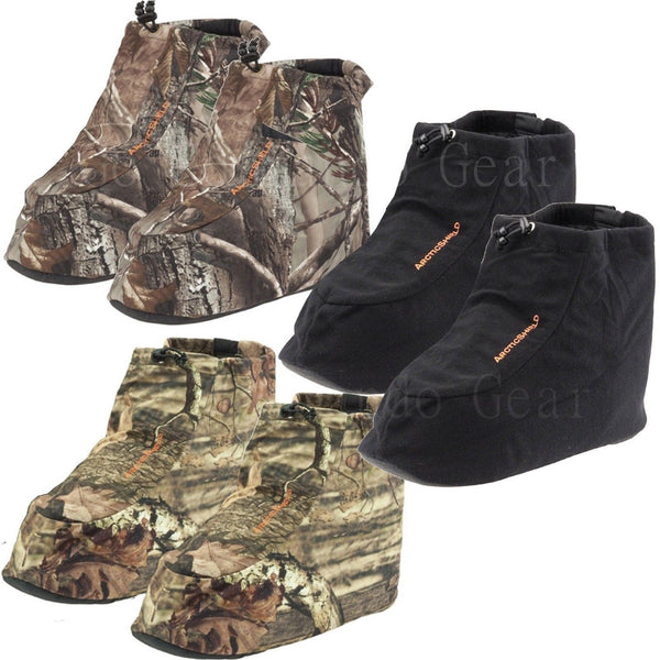 Onyx Arctic Shield Winter Boot Insulators Warm Camo Hunting Shoe Ins Grunt Force