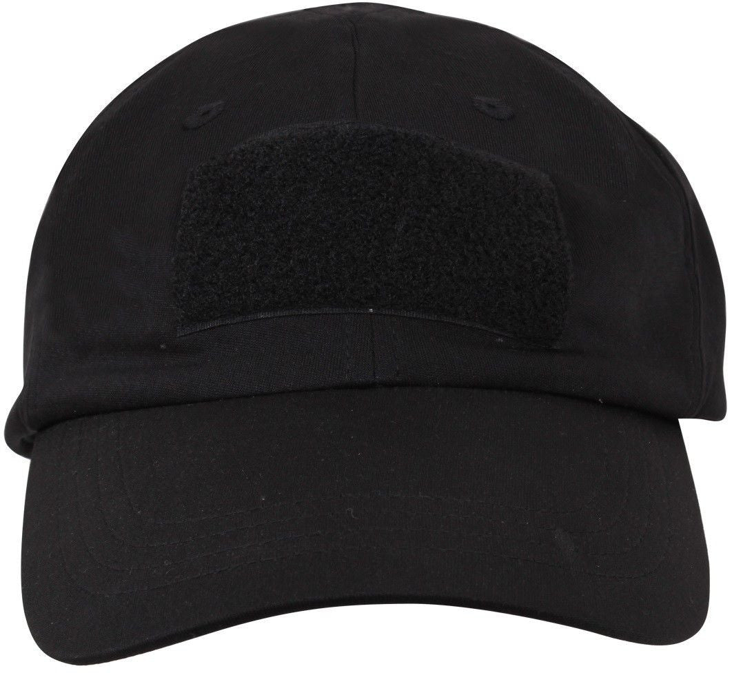 d922860a64111 ... Mens Black Soft Shell Ball Cap With Patch Tactical Moisture Sweat  Wicking Hat ...