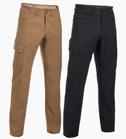 Under Armour Storm Covert Tactical Field Duty Work Pants -Black or Brown UA Pant