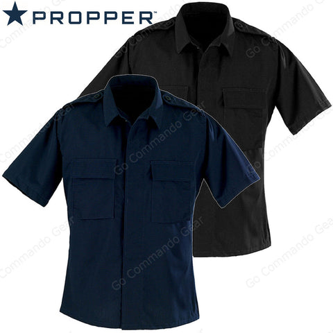 Propper Military Style BDU Shirt - 2 Pocket Professional Tactical Shirt