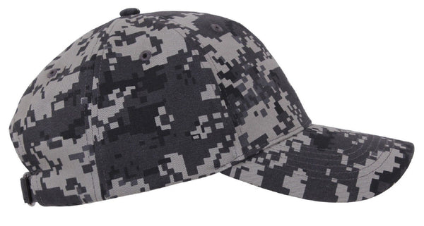 Men S Gray Subdued Urban Digital Camo Low Profile