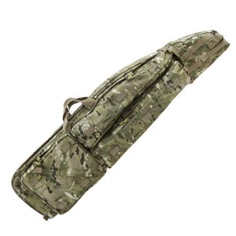 Condor Outdoor MultiCam Sniper Drag Bag Gun Pack w/ Shoulder & Sternum Straps