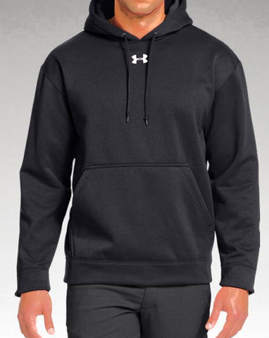 Under Armour Team Fleece Hoody - UA Men's Soft Lined Hooded Sweathshirt Hoodies