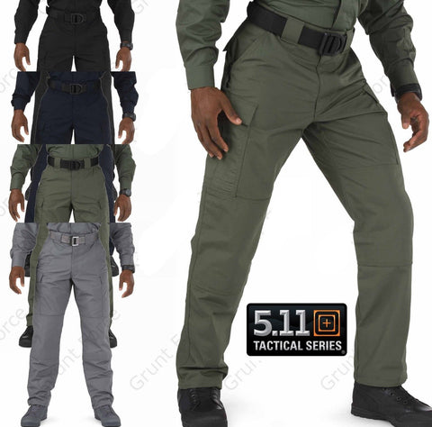 5.11 Tactical TDU Taclite Cargo Pants Mens Ripstop Field Duty Uniform Work Pant