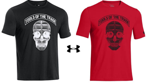 Under Armour Tools Of The Trade Military T-Shirt - UA Moisture Wicking Tee Shirt