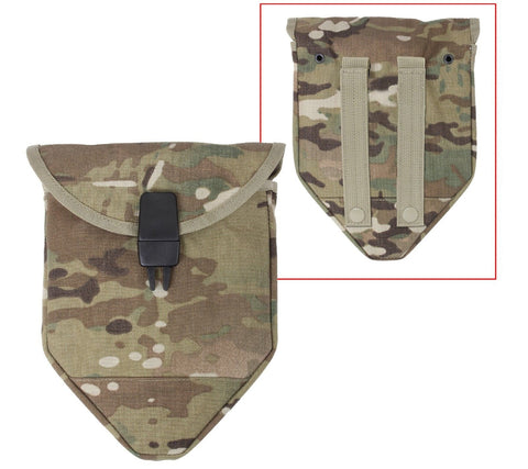Rothco MultiCam Camouflage MOLLE Compatible Shovel Cover