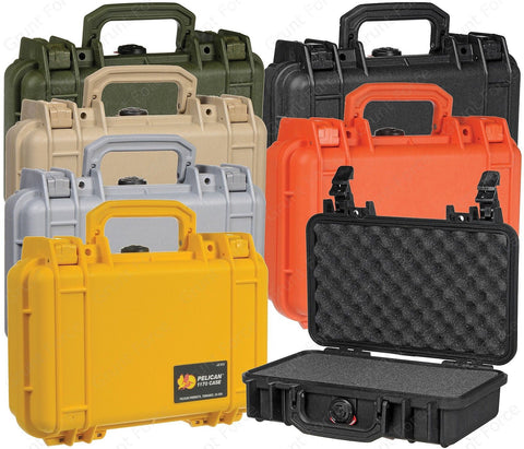 Pelican 1170 Protector Case - Side Arm, Electronics, Cameras & More