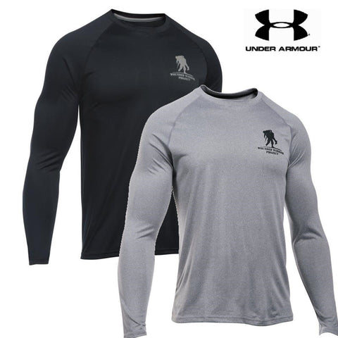 Under Armour Men's Long Sleeve UA WWP Longsleeve Tech Tee T-shirt
