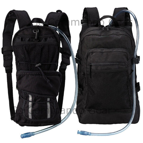 Rothco Hydration Day Packs - 2.0 or 2.5 Liters -Hiking and Survival H20 Pack