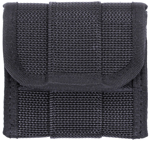 Black Latex Glove Pouch -  Duty Belt Pouches Rothco 10540