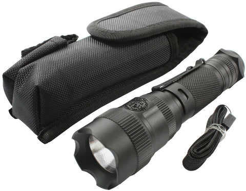 Smith & Wesson M&P Tactical LED Flashlight - Professional Grade LED Flashlights