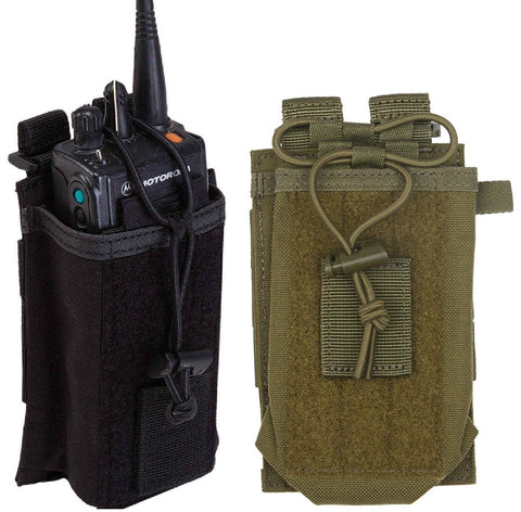 5.11 Tactical MOLLE Radio Pouch - Police Nylon Standard Handset Pouches