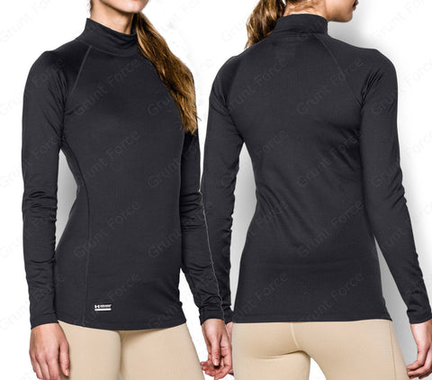 Under Armour ColdGear Infrared Tactical Mock - UA Women's Long Sleeve Shirt