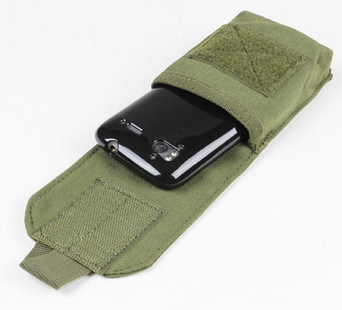 Condor OD Smart Phone, Gadget & Device MOLLE Tech Sheath Holster Pouch MA73