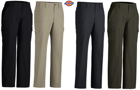 Dickies Ripstop Stretch-Waist Tactical Pant - Men's Enforcement Duty Field Pants
