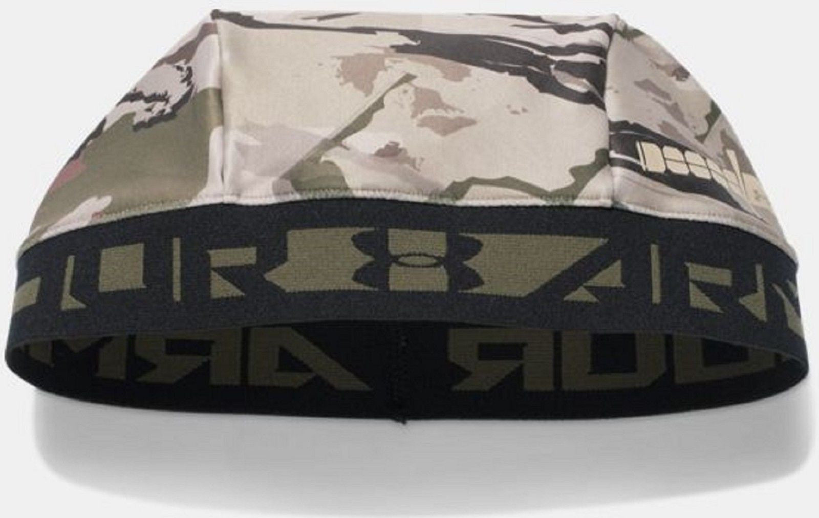 Under Armour CoolSwitch Camouflage Skull Cap Beanie - UA Helmet Liner  Skully Hat Ridge Reaper Barren Black ab0b8a9c02a